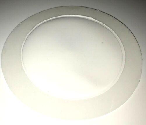 permit holders car logo round tax disc holders FORD BLACK print WHITE PVC