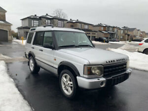 Classic Land Rover Discovery 2