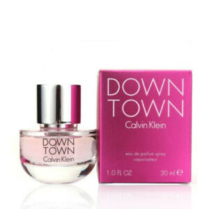 2-PACK Calvin Klein Her Fragrances Down Town Perfume, EDP Spray 1 oz. ea (2 oz.)