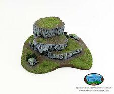 Wargame Terrain Scenery Grass Lands Set C Frostgrave AOS 28-32mm Warhammer 40k