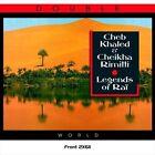 Rai Legends by Cheb Khaled/Cheikha Rimitti (CD, Apr-2007, 2 Discs, Retro)