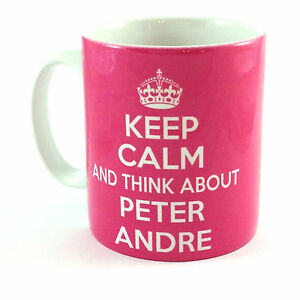 NEW-KEEP-CALM-AND-THINK-ABOUT-PETER-ANDRE-GIFT-MUG-CUP-SEXY-HUNK-MAN-RETRO-FUN