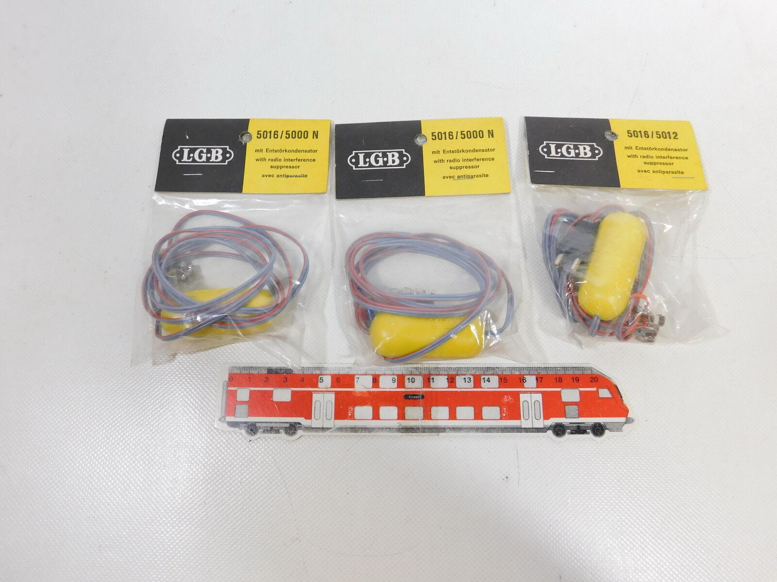 Ca681-0, 5 x lgb scale G IIm gleisanschluss  5016 5012+5016 5000 n, new +