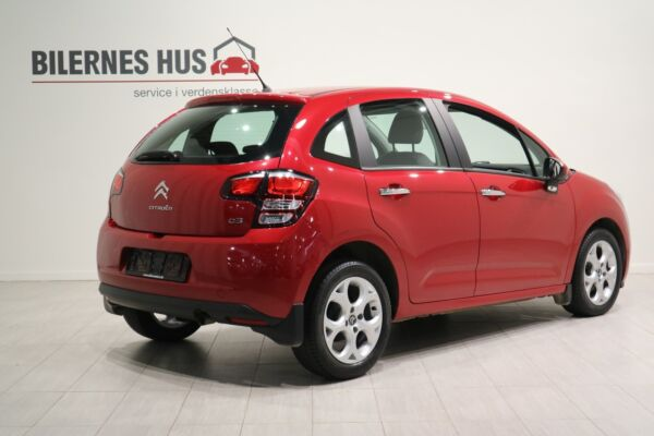 Citroën C3 1,4 HDi 68 Seduction billede 1