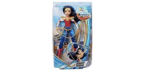 NEW Mattel DC Super Hero Girls 12 TOY Action Doll WONDER WOMAN  NIB