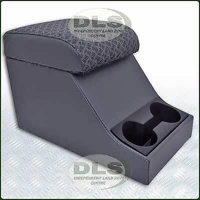 "Techno Cloth Centre /""Chubby/"" Box with Deep Armrest Land Rover Defender DA2662T"