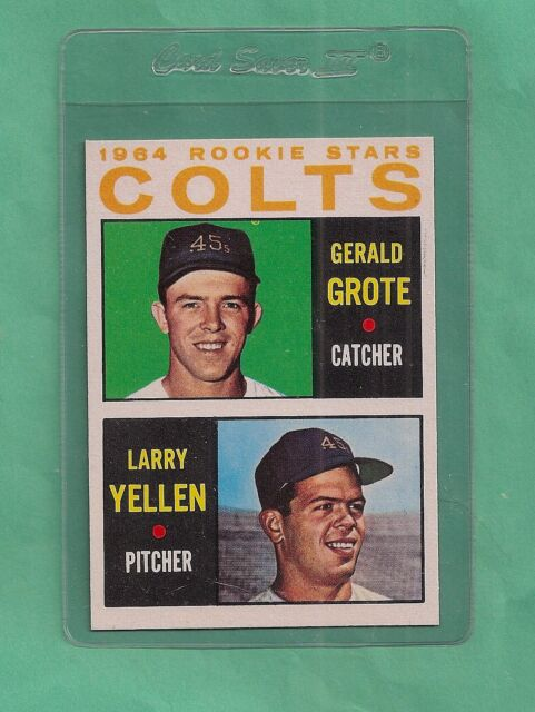 1964 Topps San Antonio Colts Rookie Stars # 226 NM-MT Tough Card !!