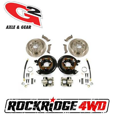 G2 Axle & Gear Jeep XJ, Wrangler YJ / TJ / LJ Disc Brake
