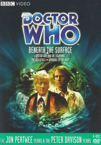 Doctor-Who-Beneath-The-Surface-Jon-Pertwee-New-DVD