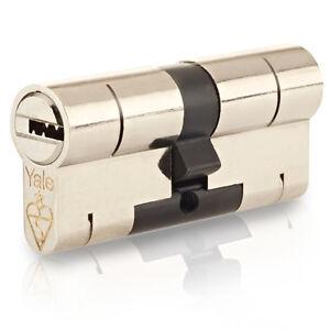 Yale-Superior-1-Star-TS007-Anti-Snap-Euro-Cylinder-90mm-40x50-Door-Lock