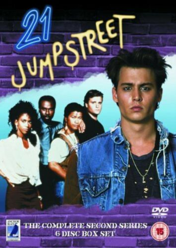 1 of 1 - 21 Jump Street - The Complete Second Season DVD Johnny, Peter Brand New