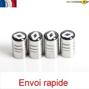 Lot de 4x Bouchon de Valve Renault