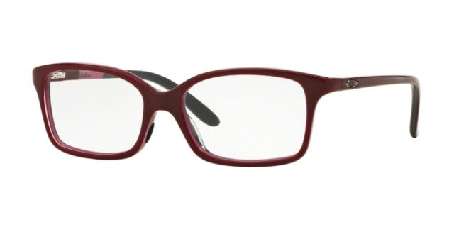 Ladies Oakley Intention Dark Red Frames Ox1130-0352 Eyeglasses   eBay
