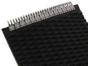 Details about John Deere 535 Round Baler Belts Complete Set 3 Ply Diamond  Top w/MATO Lacing
