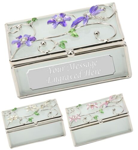 Personalised Trinket Box 18th-21st-30th Birthday Gift