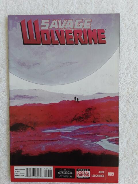 Savage Wolverine #9 (November 2013, Marvel) VF
