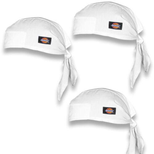 Kitchen Uniform Skull Cap Chef Uniform DC456 3PACK Dickies Chef Hat
