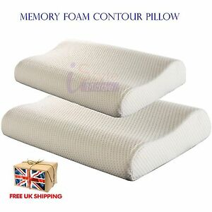MEMORY FOAM CONTOUR Pillow With Free