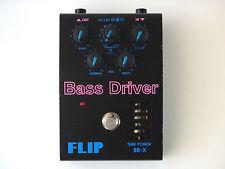 Guyatone Bass Driver Flip Tube Power BB-X Vintage Effects Pedal