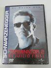 TERMINATOR 2 EL JUICIO FINAL DVD ARNOLD Schwarzenegger ESPAÑOL ENGLISH NEW NUEVO