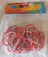 Mad Bandz Tie Dye Numbers 12 Pack Kids Bracelets Party Bag Supplies Favors Toys
