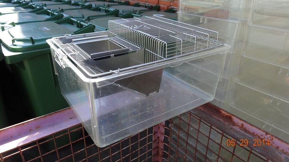 Dyre container / Dyrebur pris/stk