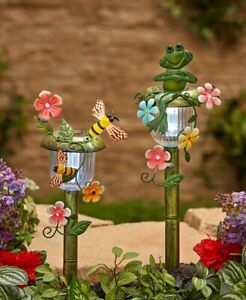 Solar-Light-Decorative-Garden-Stake-Yard-Pathway-Outdoor-Home-Decor-in-4-Styles