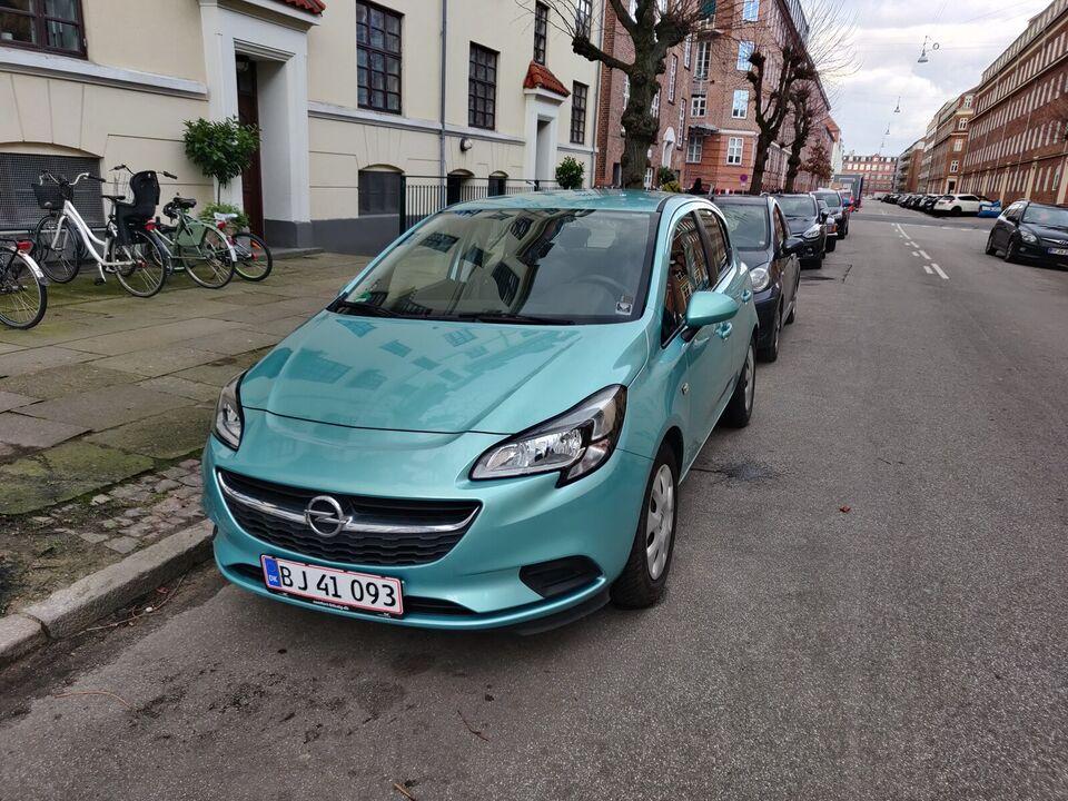 Opel Corsa, 1,0 T 90 Enjoy, Benzin