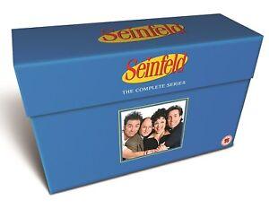Seinfeld-Komplette-Serie-33x-DVD-NEU-DEUTSCH-Staffel-Season-1-2-3-4-5-6-7-8-9