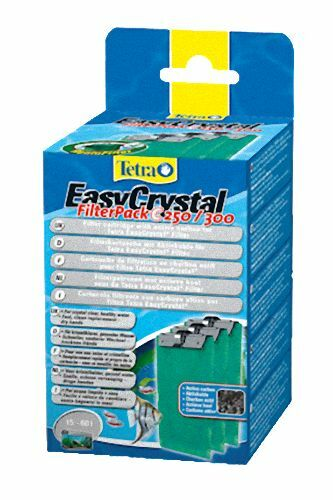 Tetratec Easy Crystal Carbon Filter Cartridge C250 C300 Tetra Genuine