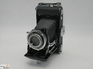 Zeiss Ikon Klappkamera 6x9 Nettar (515/2) Objektiv Anastigmat 4,5/10,5cm lens