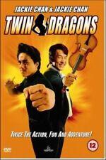 Twin Dragons (DVD 2004 - Region 2) Jackie Chan, Maggie Cheung, Teddy Robin Kwan*
