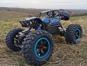RC Rock Crawler X-FIGHTER Allrad 2,4 Ghz. Ferngesteuertes Auto Monster Truck