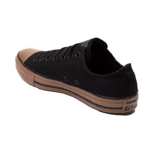 Meerdere Vrijetijdsschoen gom Converse Veterschoen Sneaker Lo Zwart maten 143738f All Star fw1nqBxS4