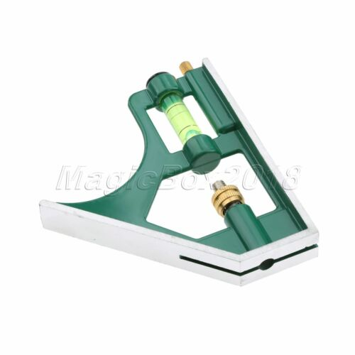 300mm Adjustable Combination Square Engineers Angle Finder Straight Ruler Tool