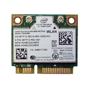 Intel-7260-802-11ac-Bluetooth-4-0-WiFi-Dual-Band-867Mbps-Wireless-AC-7260HMW-AC
