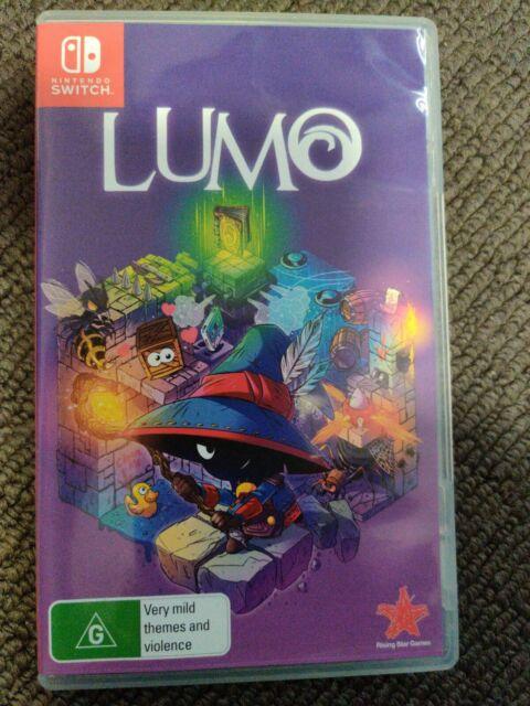 Lumo Nintendo Switch Like New