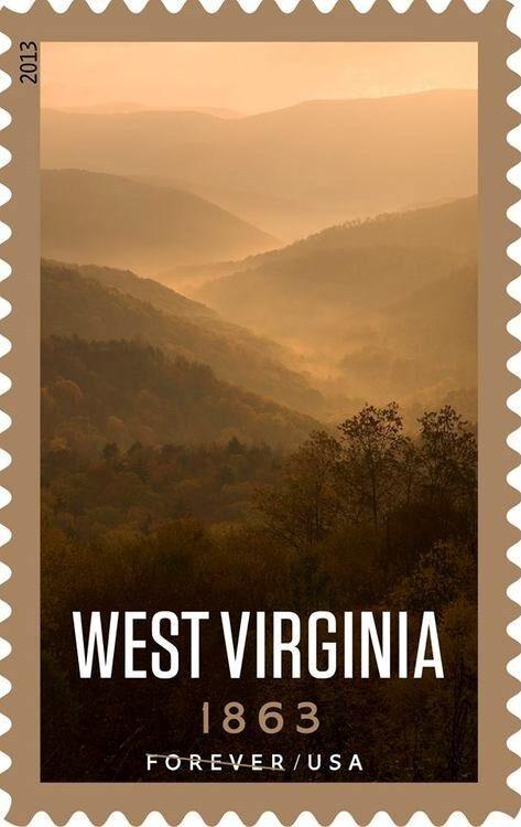 2013 46c West Virginia Statehood Scott 4790 Mint F/VF N