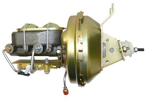 1964-67 CHEVY CORVETTE POWER BRAKE BOOSTER 4 WHEEL DISC