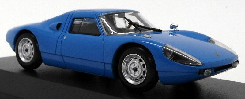 Minichamps 1 43 scale model Coche 400 065720 - 1964 Porsche 904 GTS-azul