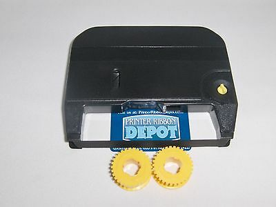 Sharp PA3000II PA-3000ii Typewriter Ink Ribbons and Correction Tape Spools