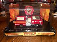 Code 3 1/64 City Of Los Angeles 02450 Seagrave Fire Engine Pumper Truck 88