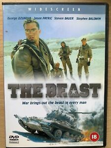 The-Beast-Of-War-DVD-1988-Afghanistan-vs-Rusia-Tanque-Drama-Pelicula-Clasica