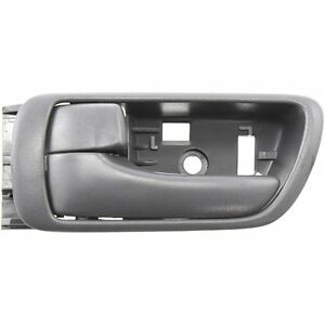 Interior door handle for 2002 2006 toyota camry front or - 2002 toyota camry interior door handle ...