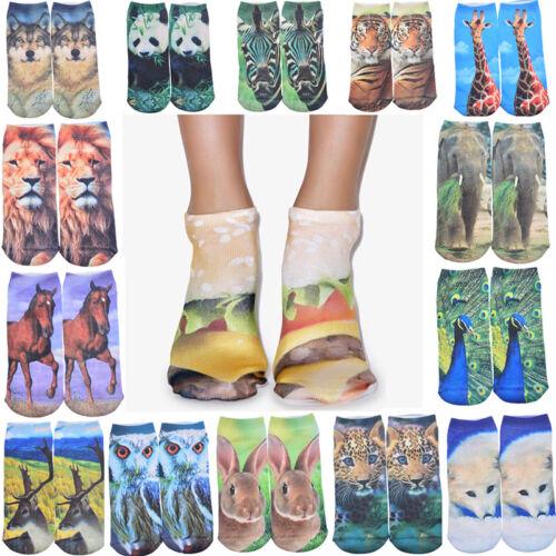 Women/'s Girl Colorful Striped Five Finger Toe Socks-GSM Fashion Rainbow Socks