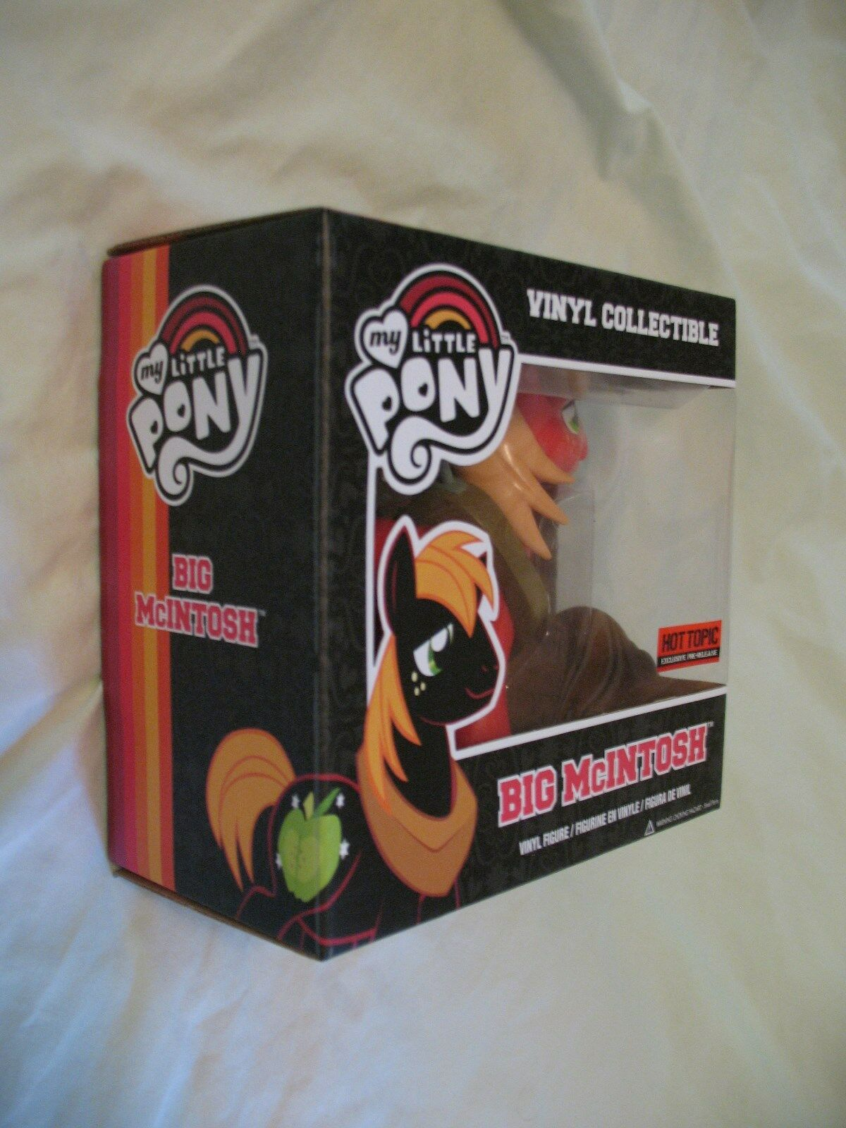 divertimentoKO My Little Pony FiM 'gree McIntosh' cifra - Limited Limited Limited Ed Release NIB 8235a5