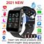 Indexbild 6 - Bluetooth Smartwatch mit Körpertemperaturthermometer Blutdruck Fitness Tracker