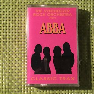 The-Synthesizer-Rock-Orchestra-Plays-Abba-Album-on-Cassette-Tape-Classic-Trax