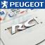縮圖 2 - Peugeot RC 206 207 208 307 308 sport gt gti CUP badge logo ORIGINAL 8665AA OEM