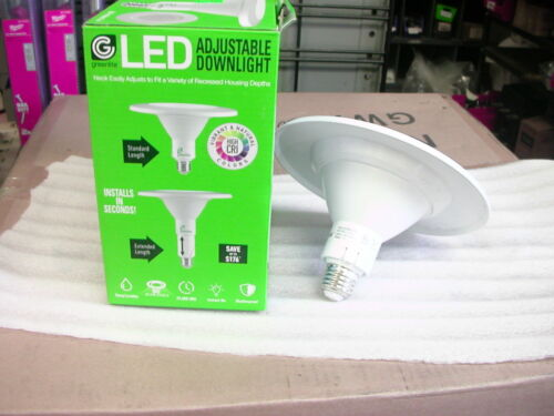 """GREENLITE LED 11W 11WATT 75W EQUIVALENT 5//6/"""" RECESSED CAN RETROFIT DIMMABLE"""